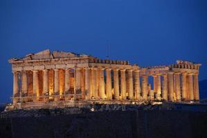 de acropolis foto