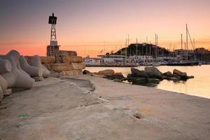 Mikrolimano Marina, Athene. foto