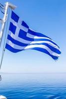 Griekse vakantie foto