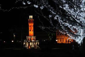 klokkentoren van Izmir foto
