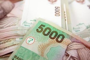 Indonesië geld foto