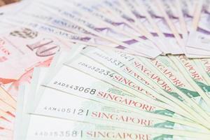 singapore geld foto