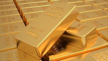 gouden staven foto