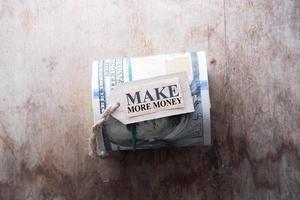 meer geld verdienen