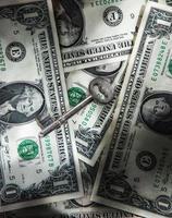 toets op dollargeld