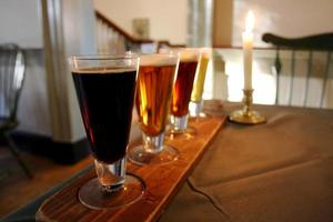 bier sampler foto