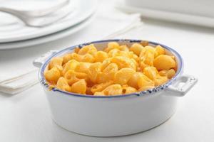 macaroni kaas foto