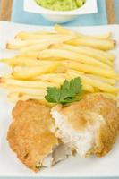 fish & chips foto