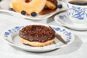 donuts, gebak, taarten foto