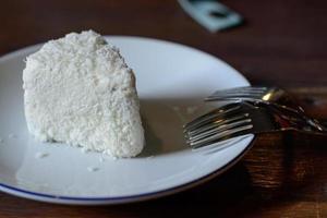 kokos cake foto