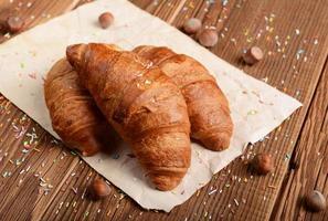 verse croissants foto