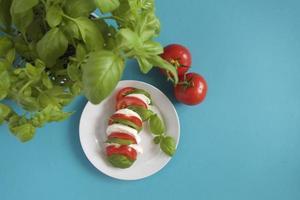Caprese salade foto