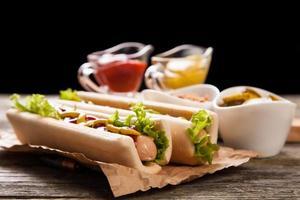hotdogs foto