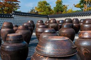 Kimchi-potten foto