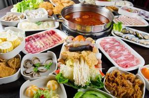 Aziatische keuken foto