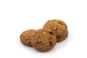 chocolade koekjes. foto