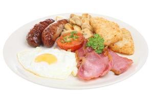 gekookt ontbijt