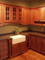 chique keuken foto