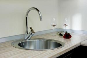 keuken kraan foto