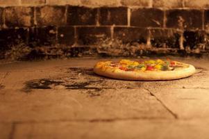 pizza oven foto