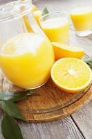 sinaasappelsap foto
