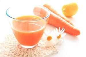 wortelsap foto
