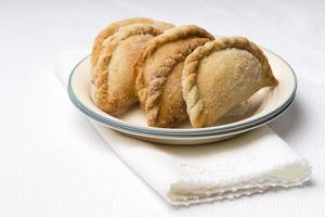 gebakken empanadas foto