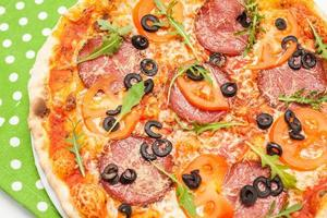 Italiaanse pizza foto