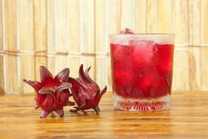 roselle sap