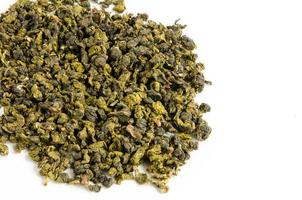 droge groene thee