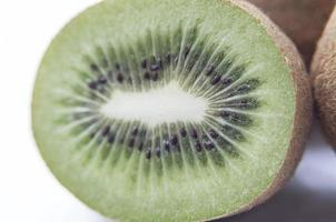 gesneden kiwi foto