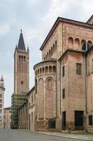 kathedraal van Parma (Duomo), Italië foto