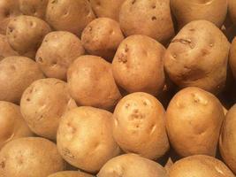 aardappel foto