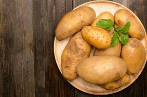 aardappelen foto