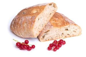 ciabatta brood foto