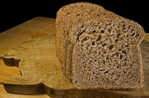 biologisch brood foto