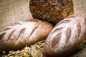 vers wit brood foto