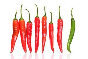 Chili peper