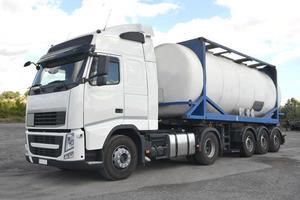 tankwagens foto