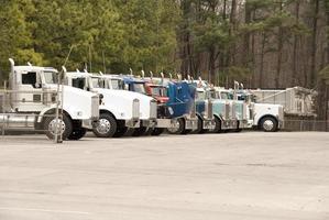 tractor aanhangwagen foto