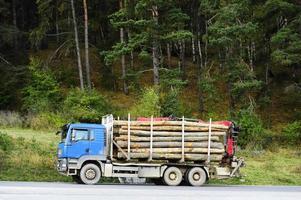 vrachtwagens foto