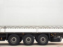 vrachtwagen foto