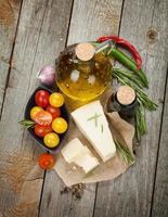 kruiden, specerijen en kruiden foto