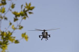 Turkse leger nieuwe aanvalshelikopter foto