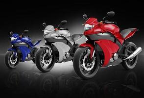 motorfietsen foto