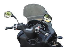 wiel motorfiets foto