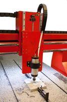 houtbewerking boormachine foto