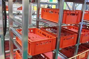 apparatuur voor de voedingsindustrie foto