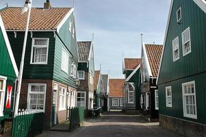 nederlands dorp foto