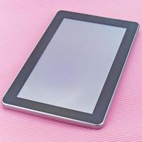 mobiele tablet foto
